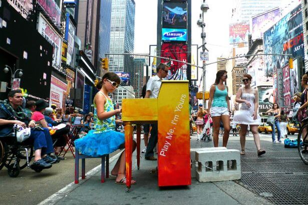 Golden Street Pianos