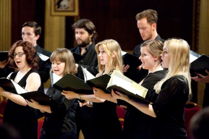 National Youth Chamber Choir of Great Britain