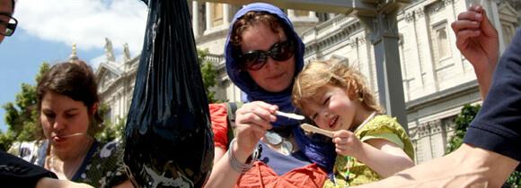 Opening Honey Feast Festival Gardens