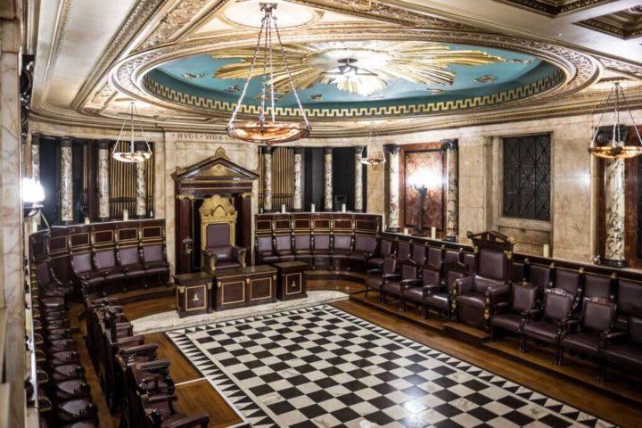 Andaz Liverpool Street Masonic Temple