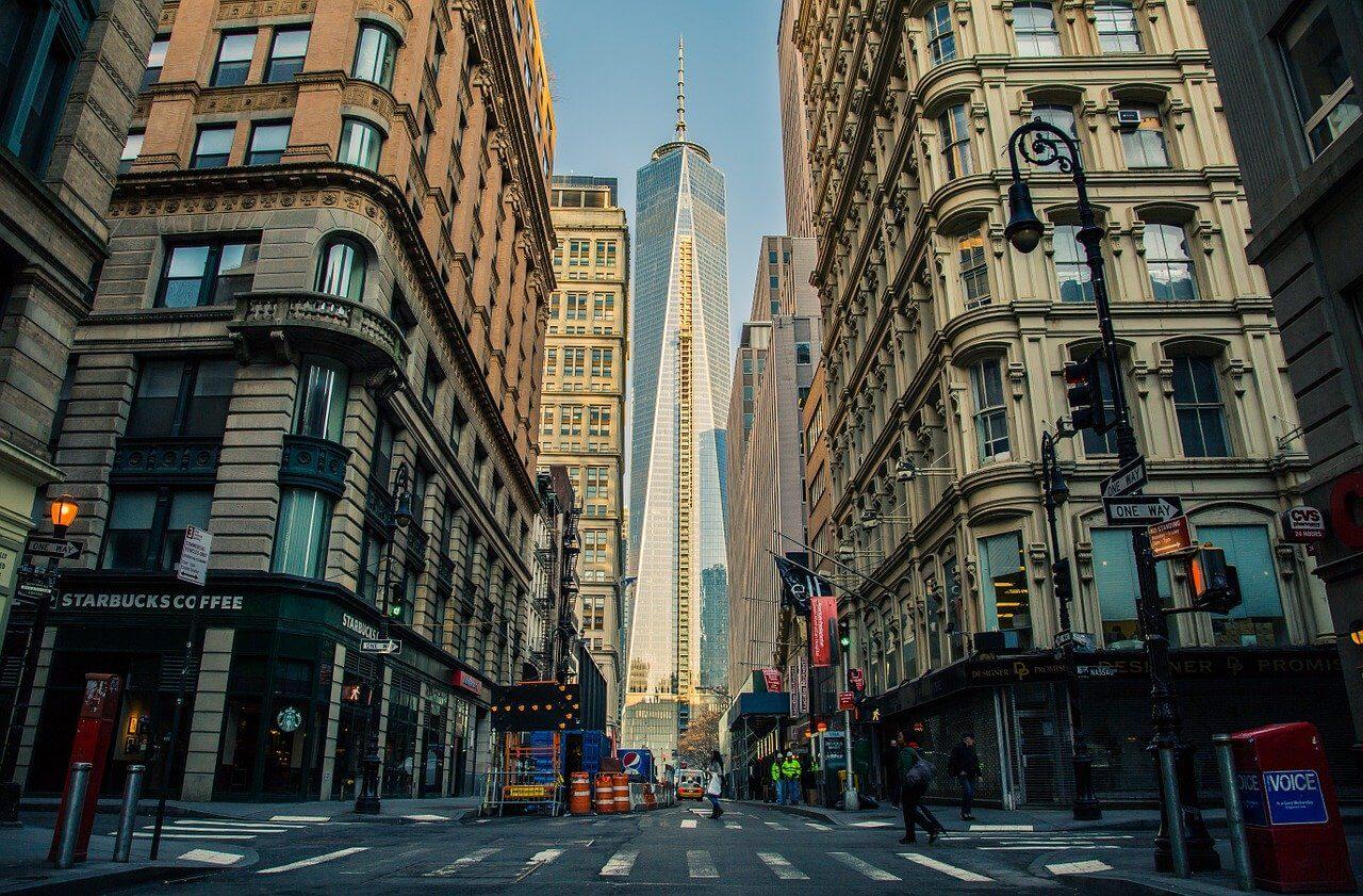 One World Trade Center Manhattan